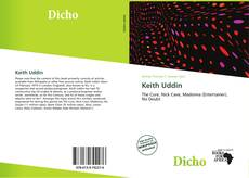 Keith Uddin的封面