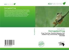 Bookcover of Corrugated Frog
