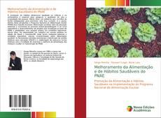 Portada del libro de Melhoramento da Alimentação e de Hábitos Saudáveis do PNAE