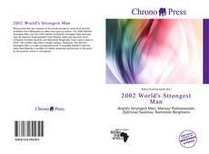 Capa do livro de 2002 World's Strongest Man