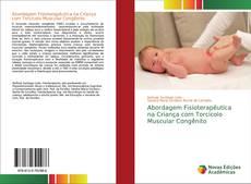 Buchcover von Abordagem Fisioterapêutica na Criança com Torcicolo Muscular Congênito