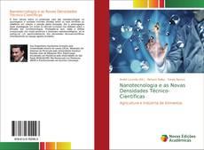 Обложка Nanotecnologia e as Novas Densidades Técnico-Científicas