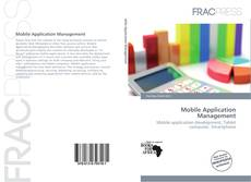 Bookcover of Mobile Application Management