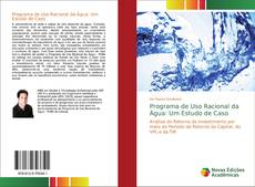 Portada del libro de Programa de Uso Racional da Água: Um Estudo de Caso