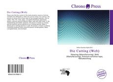Bookcover of Die Cutting (Web)