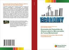 Couverture de Economia de Comunhão de Chiara Lubich e Microcredito de Yunus Muhammad