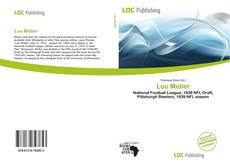 Lou Midler kitap kapağı