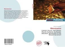 Bookcover of Monstrance