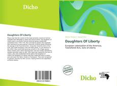 Bookcover of Daughters Of Liberty