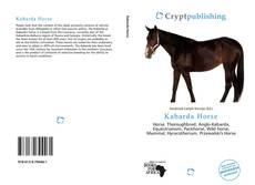 Kabarda Horse的封面