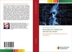 Capa do livro de Provisão em crédito em bancos de varejo