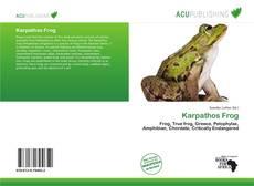 Karpathos Frog的封面