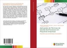 Обложка Aplicações de Técnicas de Gestão de Processos em Pequenas Empresas