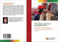 Capa do livro de Tecnologias digitais e envelhecimento