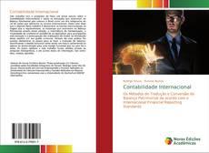 Обложка Contabilidade Internacional