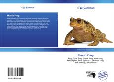Bookcover of Marsh Frog