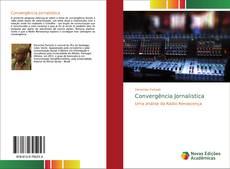 Capa do livro de Convergência Jornalistica
