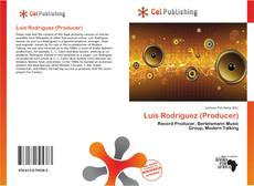 Bookcover of Luis Rodríguez (Producer)