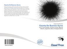 Bookcover of Gazeta De Buenos Ayres