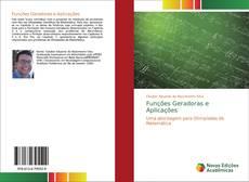 Buchcover von Funções Geradoras e Aplicações