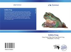 Bookcover of Edible Frog