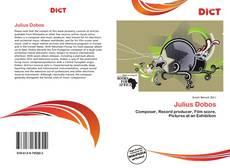 Buchcover von Julius Dobos