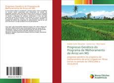 Progresso Genético do Programa de Melhoramento de Arroz em MG kitap kapağı