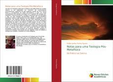 Couverture de Notas para uma Teologia Pós-Metafísica