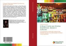 Capa do livro de O Brasil Frente aos Direitos Econômicos, Sociais e Culturais