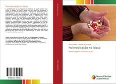 Capa do livro de Polimedicação no idoso