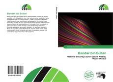 Bookcover of Bandar bin Sultan