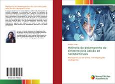 Melhoria do desempenho do concreto pela adição de nanopartículas kitap kapağı