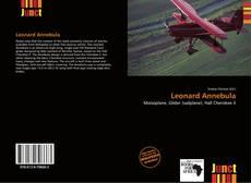 Bookcover of Leonard Annebula
