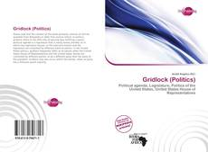 Bookcover of Gridlock (Politics)