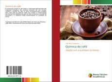 Portada del libro de Química do café