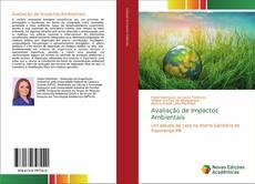 Portada del libro de Avaliação de Impactos Ambientais