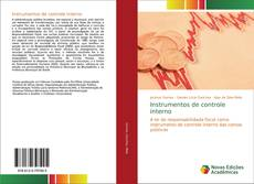 Capa do livro de Instrumentos de controle interno