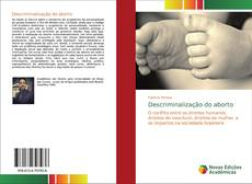 Bookcover of Descriminalização do aborto