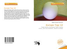 Buchcover von Europe Top-12