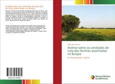 Обложка Análise sobre as condições de vida das famílias assentadas no Buíque