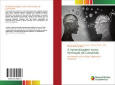 Capa do livro de A Aprendizagem como formação de Conceitos