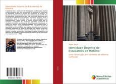 Buchcover von Identidade Docente de Estudantes de História