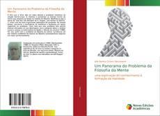 Capa do livro de Um Panorama do Problema da Filosofia da Mente