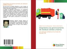 Diagnóstico do gerenciamento de resíduos sólidos urbanos kitap kapağı