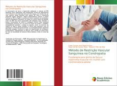 Обложка Método de Restrição Vascular Sanguínea na Condropatia