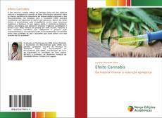 Capa do livro de Efeito Cannabis