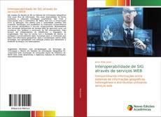 Portada del libro de Interoperabilidade de SIG através de serviços WEB