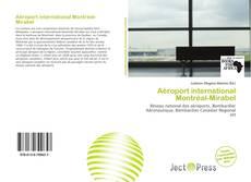 Portada del libro de Aéroport international Montréal-Mirabel