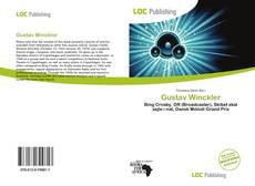Обложка Gustav Winckler
