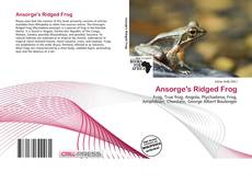 Bookcover of Ansorge's Ridged Frog